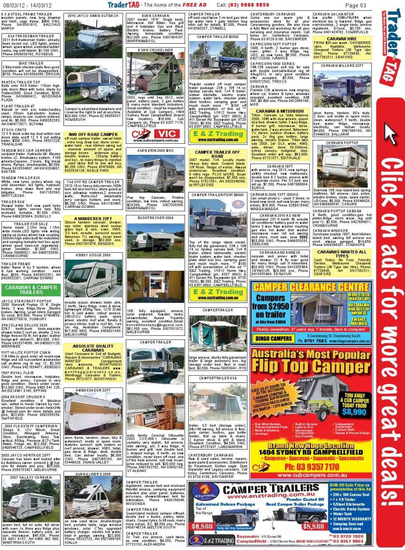 TraderTAG Victoria - Edition 10 - 2012 by TraderTAG Design