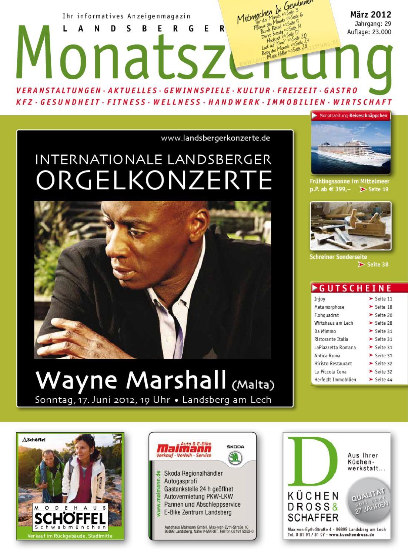 Landsberger MOnatszeitung by Marcus Knöferl   issuu