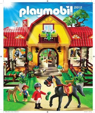 Catalogo Playmobil 20102011 By Andrea Monaco Issuu