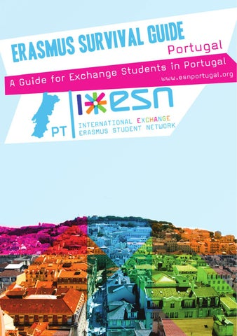 b6eea284e21 Editorial Are you an exchange student in Portugal or planning to come to  Portugal  On behalf of Student Network(ESN)