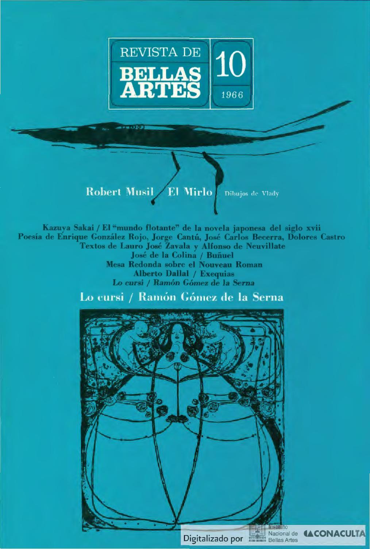b1f2143f0d Revista de Bellas Artes