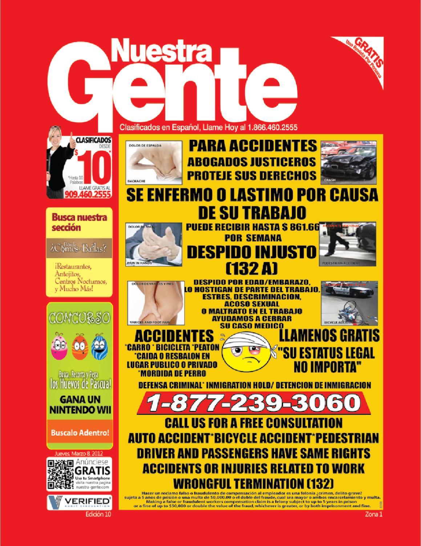 Nuestra Gente Edicion 10 Zona 1 by Nuestra Gente - issuu