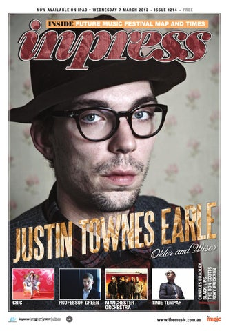 Inpress Issue  1214 by TheMusic.com.au - issuu 7857caaf64