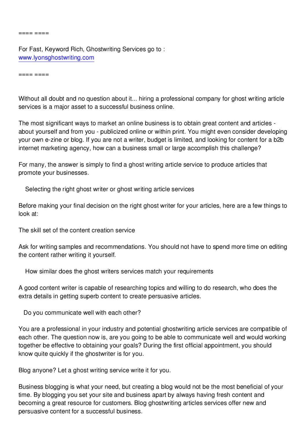 Persuasive ghostwriting site call to action essay writing