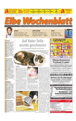 Elbvororte KW10 by Elbe Wochenblatt Verlagsgesellschaft mbH & Co