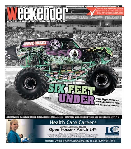 16a0b8676b8 The Weekender 03-07-2012 by The Wilkes-Barre Publishing Company - issuu