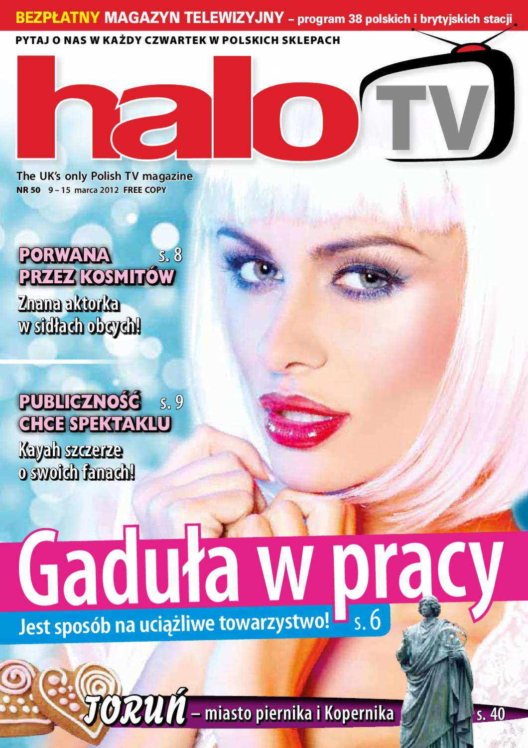 a7ae1ad09bc1e HaloTV 50 by PL Press Limited - issuu