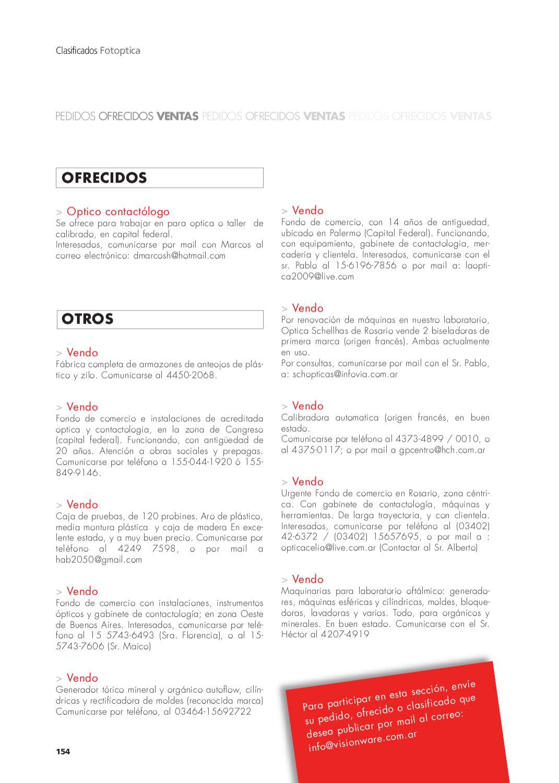 Fotoptica 109 by Revista Fotoptica - issuu