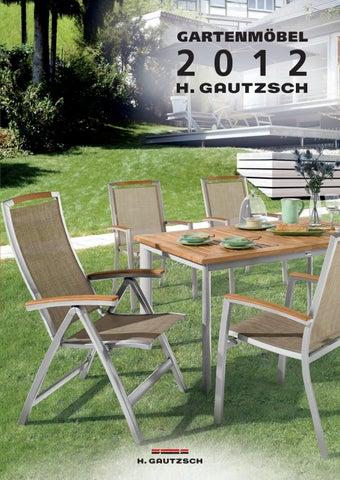 Gartenmöbel 2012 by Firma adocom - issuu