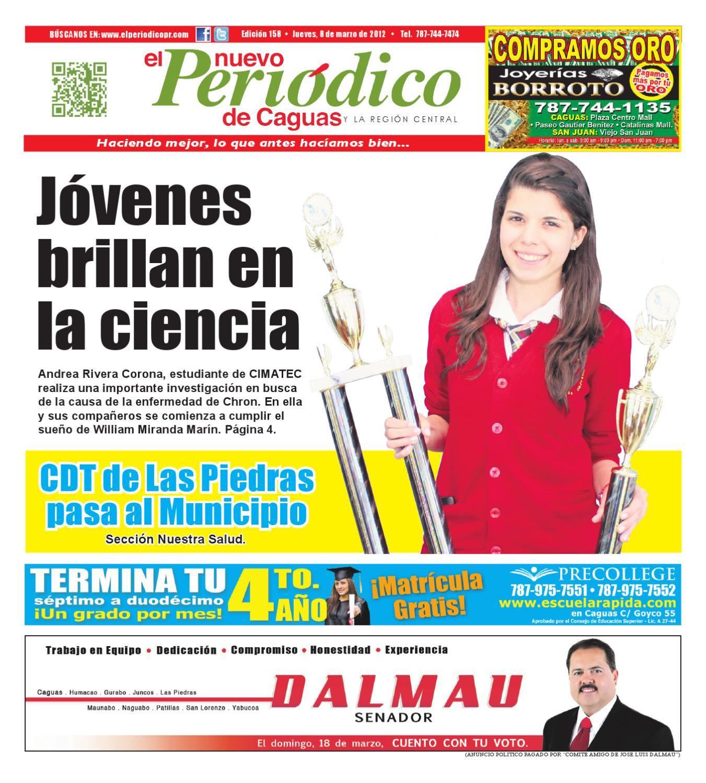 El Nuevo Peri³dico 158 by El Nuevo Periodico de Caguas issuu