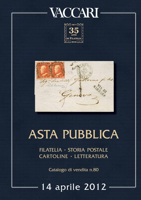 d64f7d6a4f Vaccari asta pubblica n.80 - 14 aprile 2012 by Vaccari - issuu