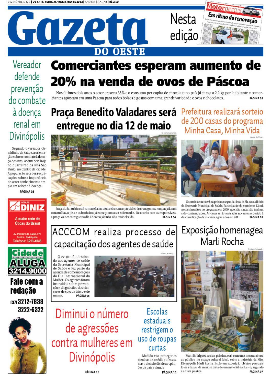Gazeta do Oeste by Portal G37 - issuu 270375f892