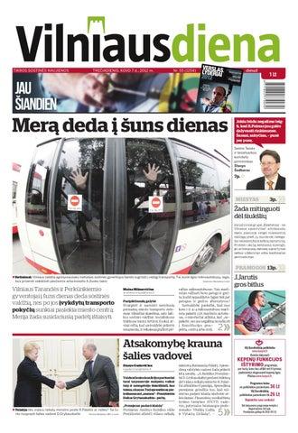 Afrika Nema Karta Reke.2012 03 07 Vilniaus Diena By Diena Media News Issuu