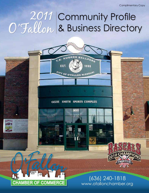 2011 Membership Directory Community Profile By O Fallon Chamber Of Commerce Issuu