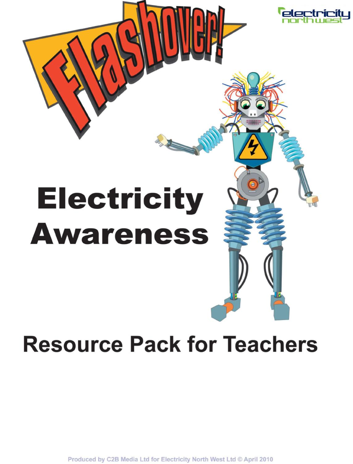 Flashover Electrical Awareness By Adrian Wood Issuu Wiring Diagram Quiz Together With Game Show Buzzer Circuit