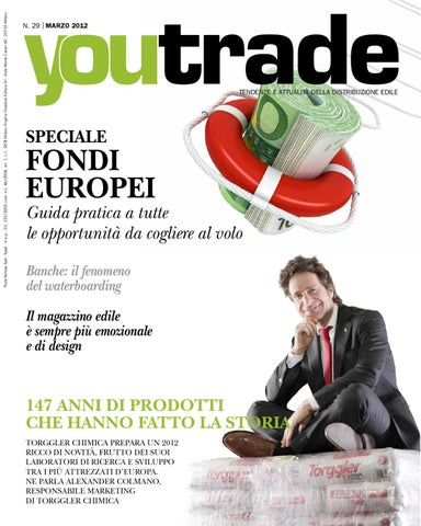 YouTrade marzo 2012 by Virginia Gambino Editore Srl - issuu a394555ee6a