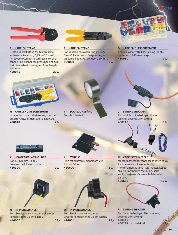Bilxtra katalog 2011-2012 by Postkassereklame.no - issuu