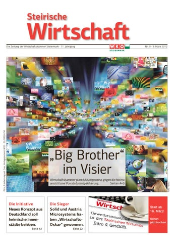 Steirische Wirtschaft Ausgabe 9 By Wirtschaftskammer Steiermark Issuu