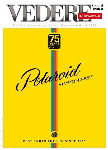aea7795887 Vedere International March MIDO2014 by Edizioni Ariminum Srl - issuu