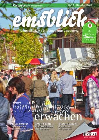 Emsblick - Heft 07 (März/April 2012) by Emsblick Medien UG - issuu