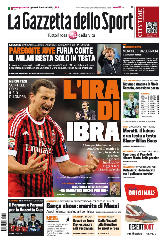 Gazzetta Dello Sport 8 3 Sas By Seriea Streaming Issuu