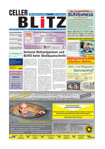 854a4e73ca888 Celler Blitz 10 KW by Media Verlag Celle GmbH   Co. KG - issuu