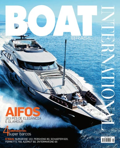 77ced6063 Revista Boat International Brasil - Número 001 by Boat International ...