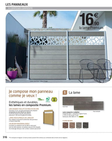catalogue jardin leroy merlin by marcel issuu. Black Bedroom Furniture Sets. Home Design Ideas
