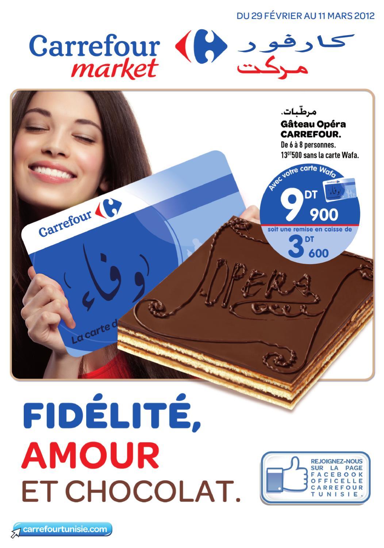 Carte Wafa Carrefour.Catalogue Carrefour Market Fidelite By Carrefour Tunisie Issuu