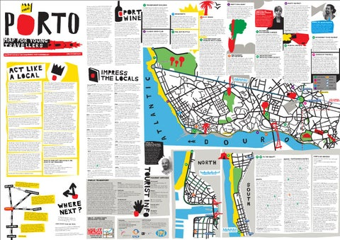 map of porto for young independent travelers by veerle devos issuuChocolate Block Schematic Diagram Nonstopfree Electronic Circuits #9