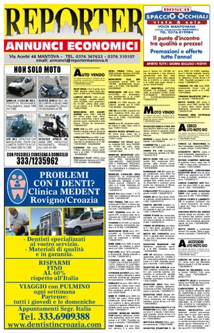 Materassi Fabricatore Offerta Televisiva.Inserto5 By Mantova Reporter Issuu