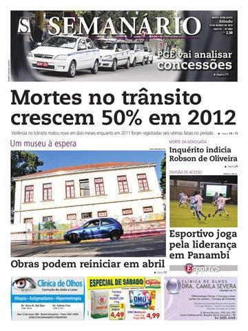 0dd2b5f5fb06a 10 03 2012 Jornal Semanário by jornal semanario - issuu