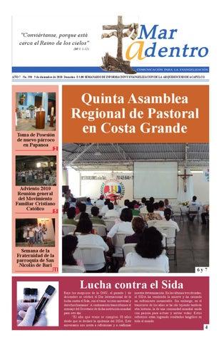 5fbcd7490ad Semanario Mar Adentro Edición 350 by Arquidiocesis de Acapulco - issuu