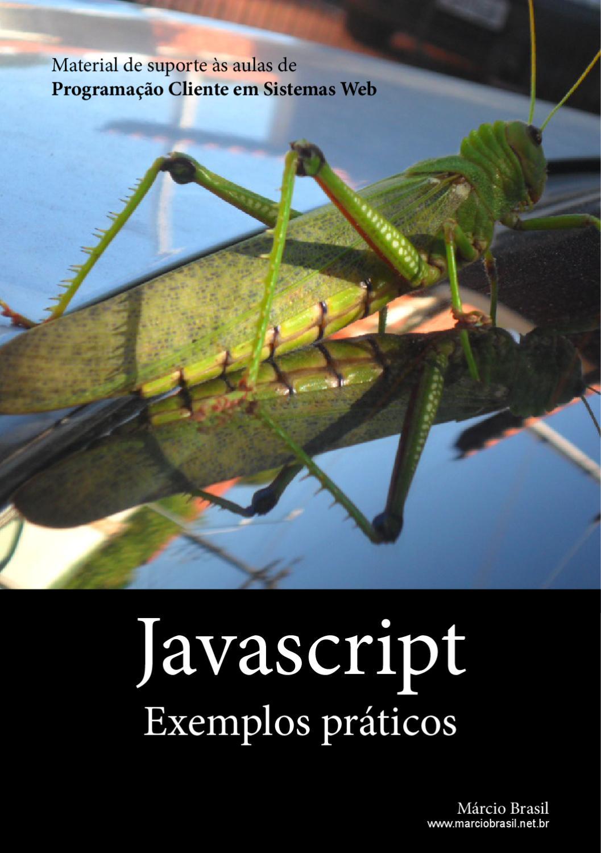 Javascript - Exemplos práticos
