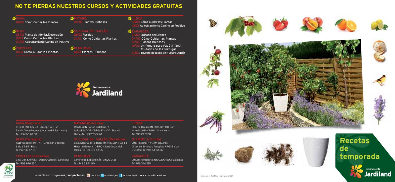 Catálogo Jardiland Primavera 2012 By Milyuncatalogoscom Issuu