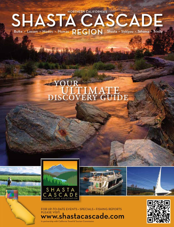 Shasta Cascade Visitor Guide By Shasta Cascade Wonderland Associations Issuu