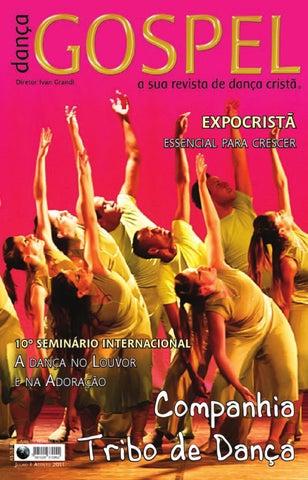507d45bce8dcf Revista Dança Gospel by DB Editora - issuu