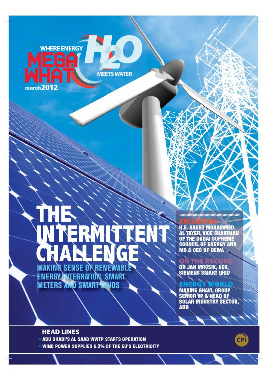 MW & H2O Magazine March 2012 by H2O Megawhat - issuu
