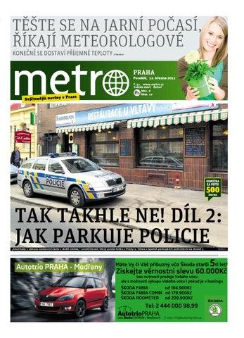 deník METRO 12.3.2012 by METRO ČR a.s. - issuu ab12d84d56