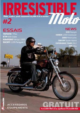 Strada 7 moto mousse confortable et anti-vibration pour Harley-Davidson Sporster 1200