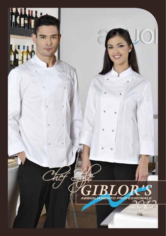 Catalogo Giblor s Chef Style 2012 by Divise e Divise - issuu cf8c2bf084ce