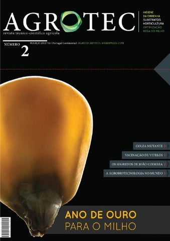 Agrotec n2 by ana pereira issuu page 1 fandeluxe Choice Image