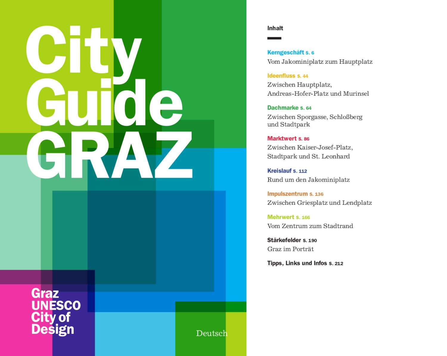 d7eb4515856a77 City Guide Graz by Syrous Abtine - issuu
