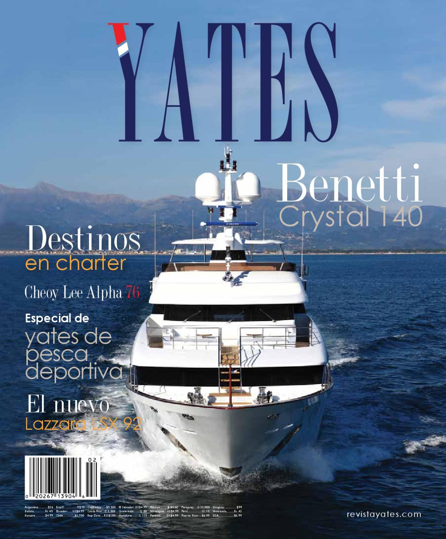 Revista Yates Edición 2 by Revista Yates - issuu