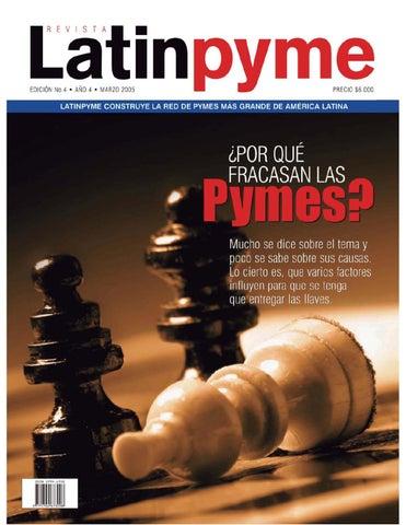 Edición Latinpyme No. 4