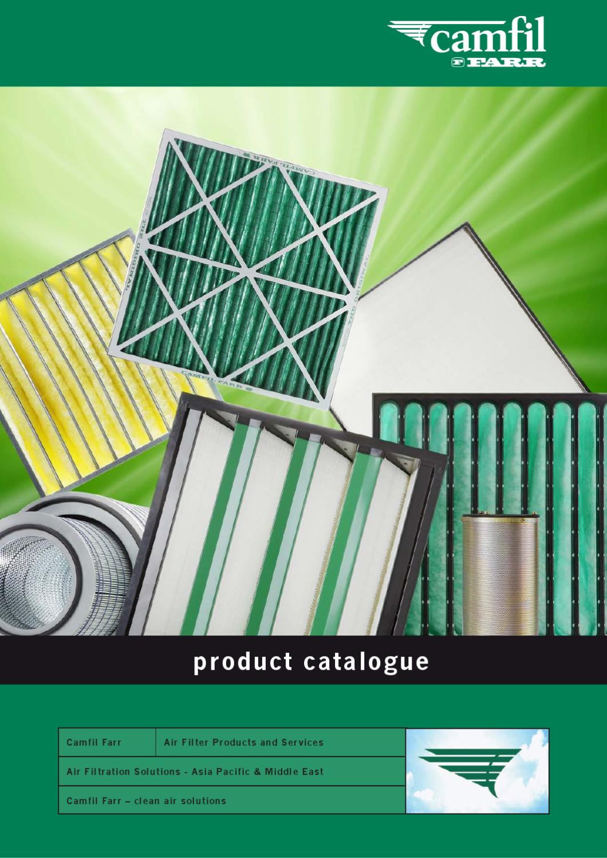 Catalogue Camfil Farr By Camfil Farr Thailand Ltd Issuu