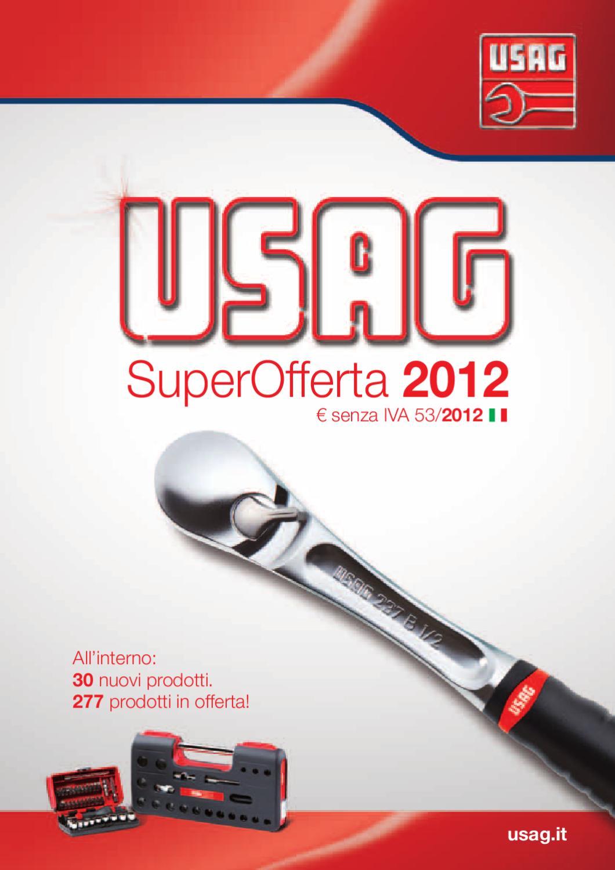 USAG 02850857 285 DE//S9 Serie di 9 Chiavi Combinate
