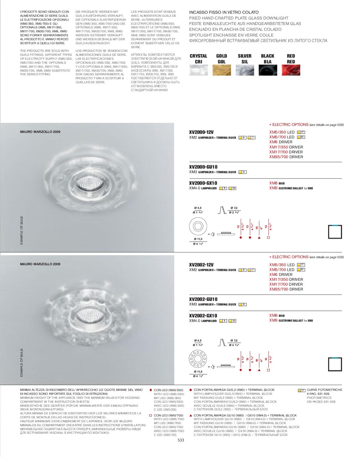 Panzeri 02 By Ardest Issuu D010 Led Driver Wiring Diagram