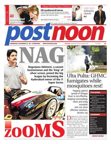 3aa0d9129 Postnoon E-Paper for 23 November 2011 by Scribble Media ...