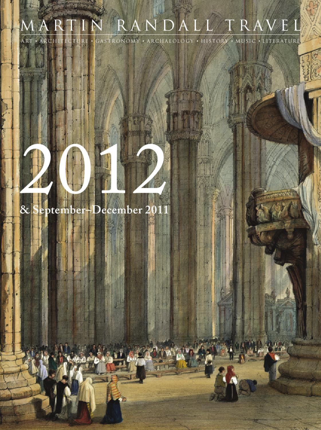 Beatrice D Avignon Avis martin randall travel, 2012martin randall travel - issuu